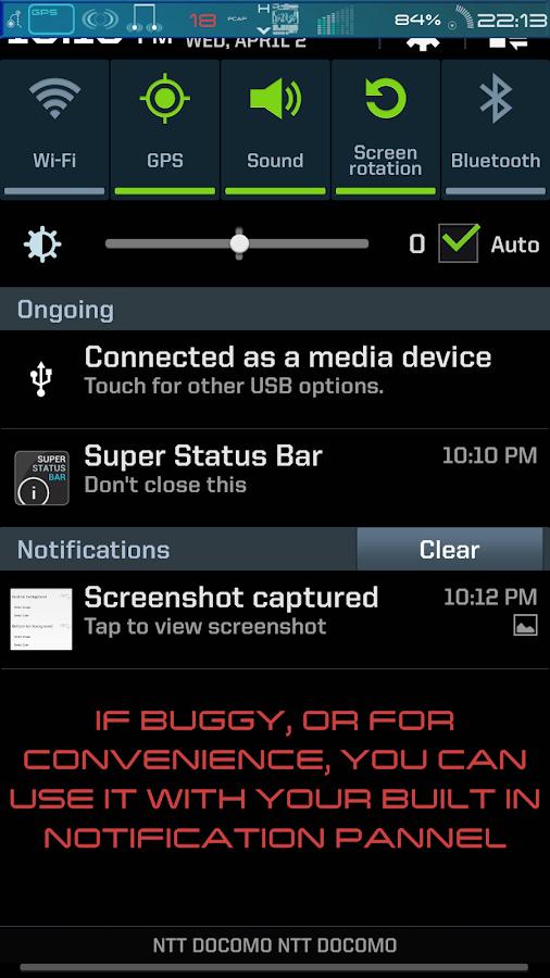 Выбираем приложение для модернизации статус-бара на android-устройствах: Super Status Bar, Omega StatusBar и Material Status Bar :: www.poegosledam.ru