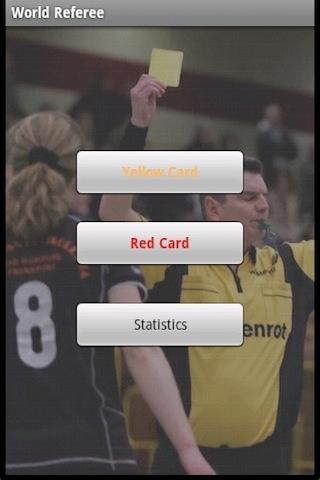 World Referee