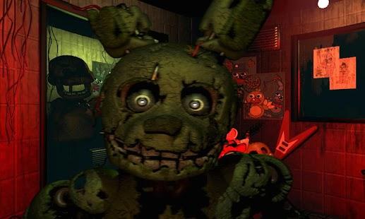 Five Nights at Freddy's 3 apk screenshot