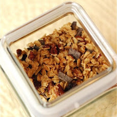 Chocolate Chunk Dried Cherry Granola
