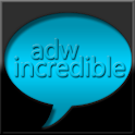 ADWTheme Incredible Cyan icon