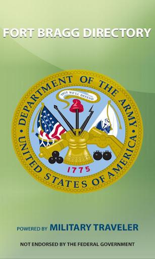 【免費書籍App】Fort Bragg Directory-APP點子