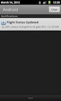 Screenshot of Hong Kong Flight Info Pro