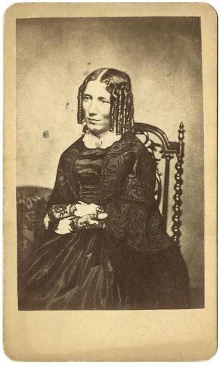Harriet Beecher Stowe, ca. 1870
