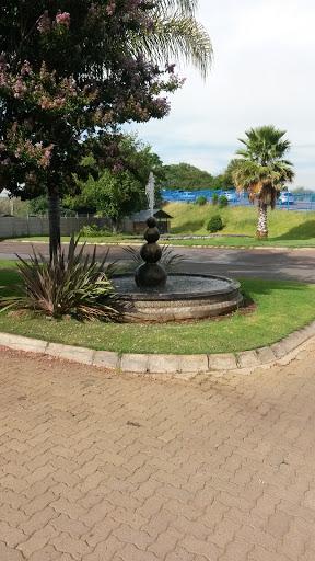 Portal JB Stamp Water Fountain