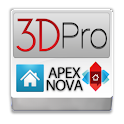 3DPro HD Apex Theme icon