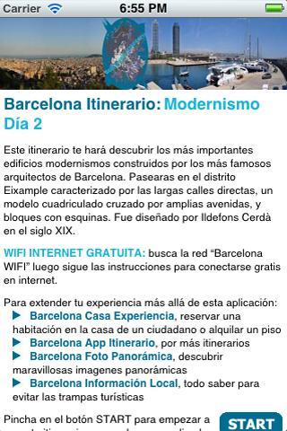 Barcelona Itinerario Mod-D2