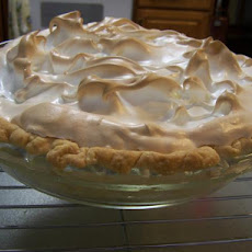 Old-Fashioned Sour Cream/Raisin Pie