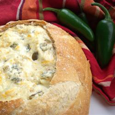 Insanely Amazing Jalapeno Cheese Dip