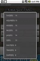 Screenshot of Descrambler
