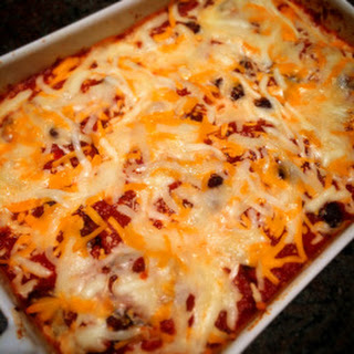 Chipotle Salsa Chicken Bake