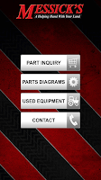 Screenshot of Equipment Parts Diagrams