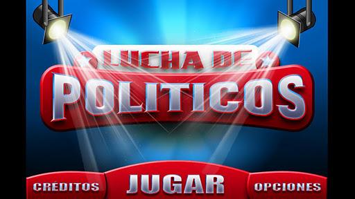 Lucha de Políticos