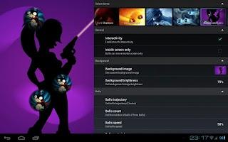 Screenshot of Metaballs Liquid HD