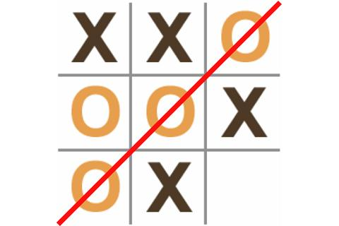 【免費解謎App】Noughts and Crosses-APP點子