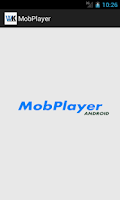 Screenshot of MobPlayer - Demonstrativo