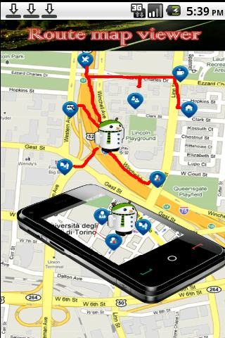 Route Map Viewer