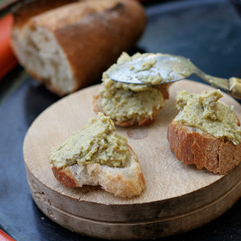 Artichoke And Green Olive Tapenade With Asiago Recipe ...