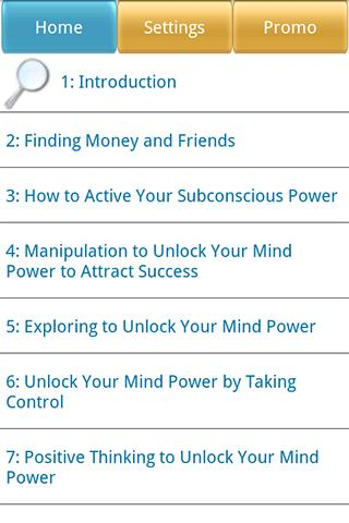 玩生產應用App|Unlock Your Mind Power免費|APP試玩