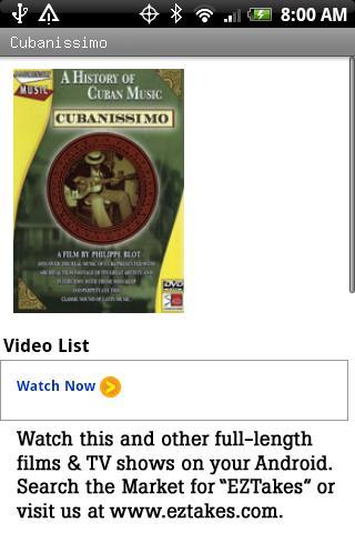 Cubanissimo Documentary