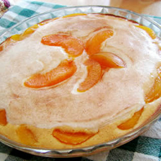 Peaches 'N Cream Pie