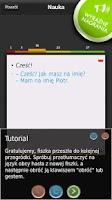 Screenshot of mFISZKI Angielski Słownictwo 5