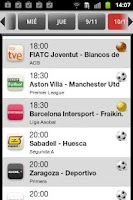 Screenshot of TVdeportes.es - Mundial Brasil