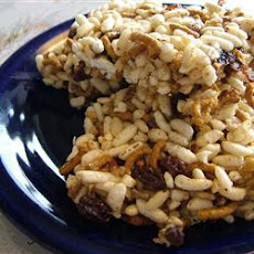 No-Bake Raisin Bars Cookie