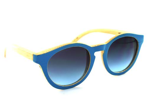 Woodys Barcelona wooden sunglasses