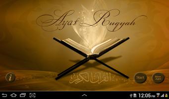 Screenshot of Ayat Ruqya  آيات رقية