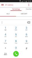 Screenshot of Phonero Bedriftsnett