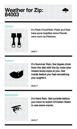 【免費天氣App】Rain Weather Forecast-APP點子