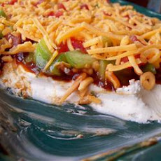 BBQ Bacon Ranch Dip