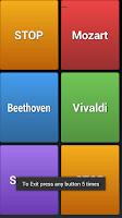 Screenshot of Baby Brain Music