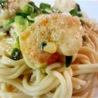 Crayfish or Shrimp Pasta