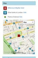 Screenshot of Hotel Finder - by Amazebuy