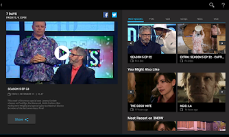 Screenshot of 3NOW - On Demand