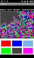 Screenshot of Coloroid