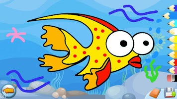 Screenshot of Ocean - Puzzles Games for Kids