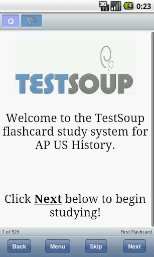 AP US History Ace TestSoup