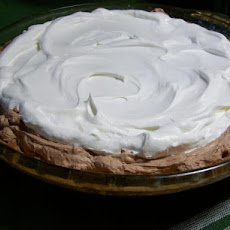 Chocolate Chip Mousse Pie