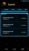 Screenshot of SWTOR Datacron Tracker