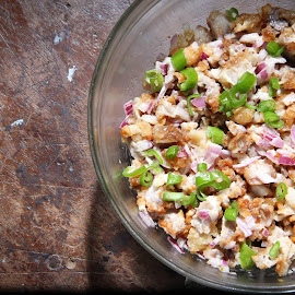 Sisig by Alan Dollente - Food & Drink Meats & Cheeses (  )
