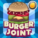 Burger Joint is a cross between Tetris & bubble drop game