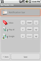Screenshot of BarTender Lite