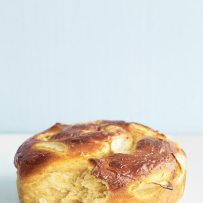 Apple-Honey Challah