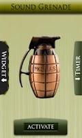 Screenshot of Sound Grenade Pro