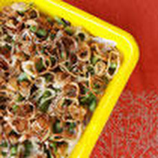 Green Bean Casserole Redux Recipe