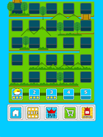 Screenshot of Flappy City: Cookie Bird Game