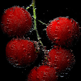 TOMOS by Rejith Reghunathan - Food & Drink Fruits & Vegetables ( water, fruit, red, green, vegetable,  )